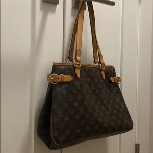 💯 Authentic Louis Vuitton Batignolles Horizontal